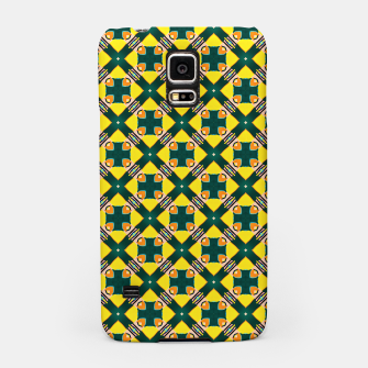Thumbnail image of Tile Mania Samsung Case, Live Heroes