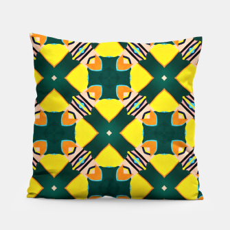 Thumbnail image of Tile Mania Pillow, Live Heroes