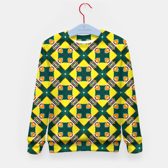Thumbnail image of Tile Mania Kid's sweater, Live Heroes
