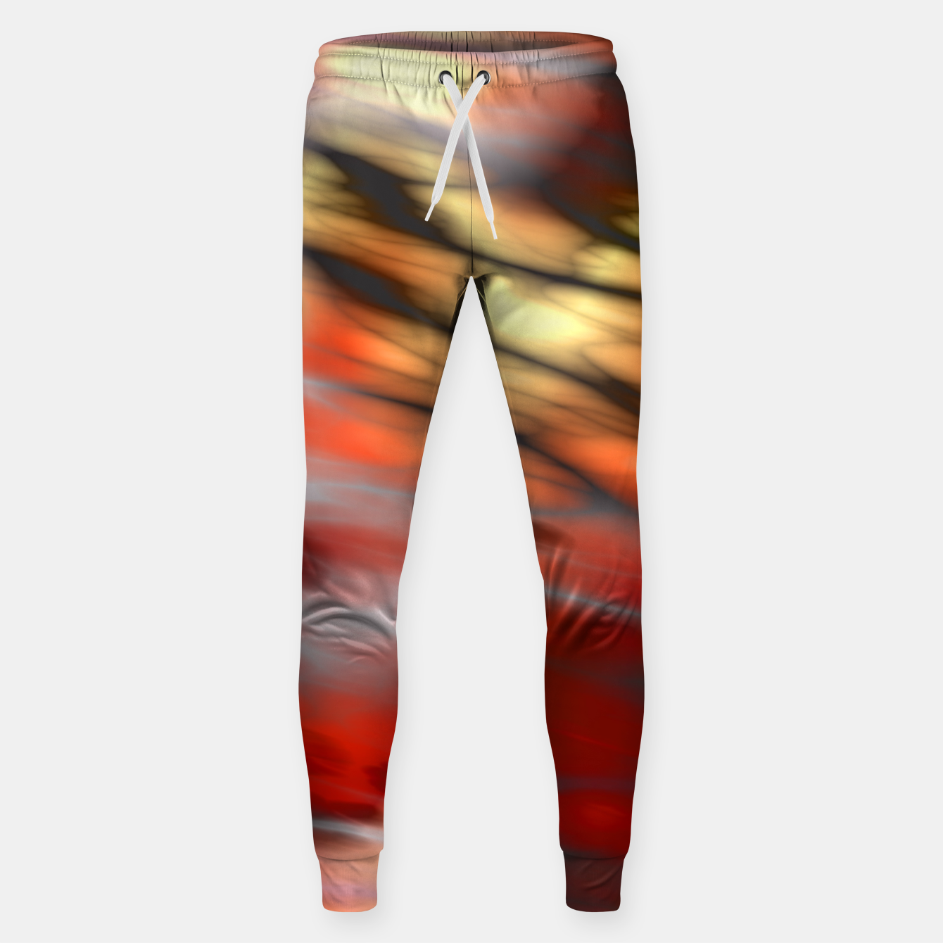 Image of Fire Tiger Sweatpants - Live Heroes