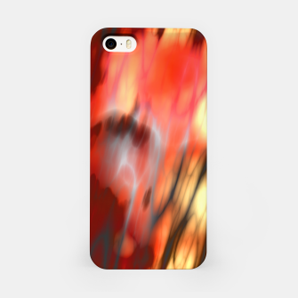 Fire Tiger iPhone Case thumbnail image