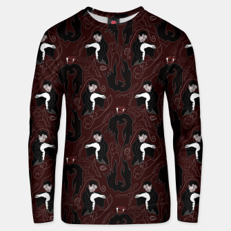 Thumbnail image of Vampires Pattern Unisex sweater, Live Heroes