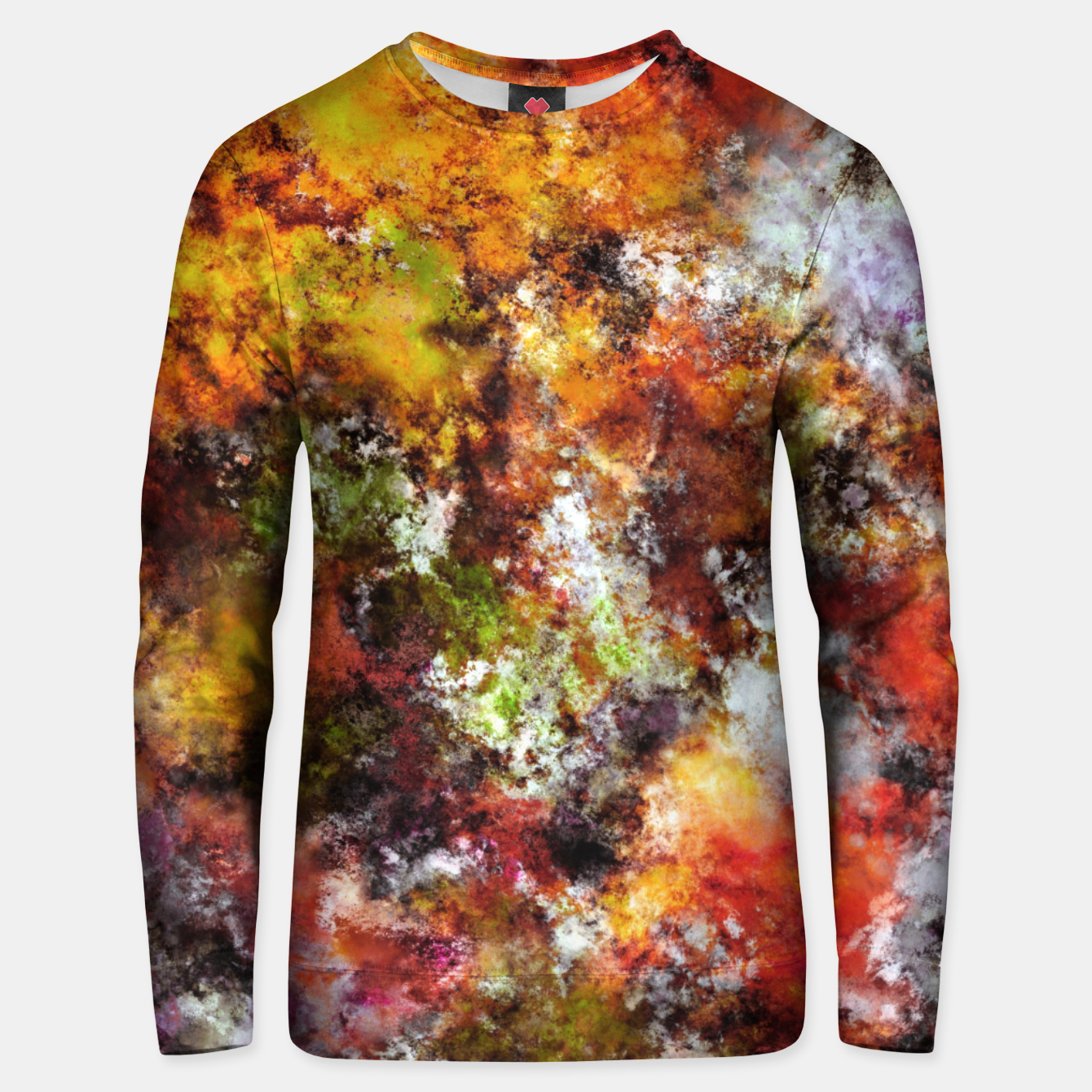 Image of A comfortable wall Unisex sweater - Live Heroes