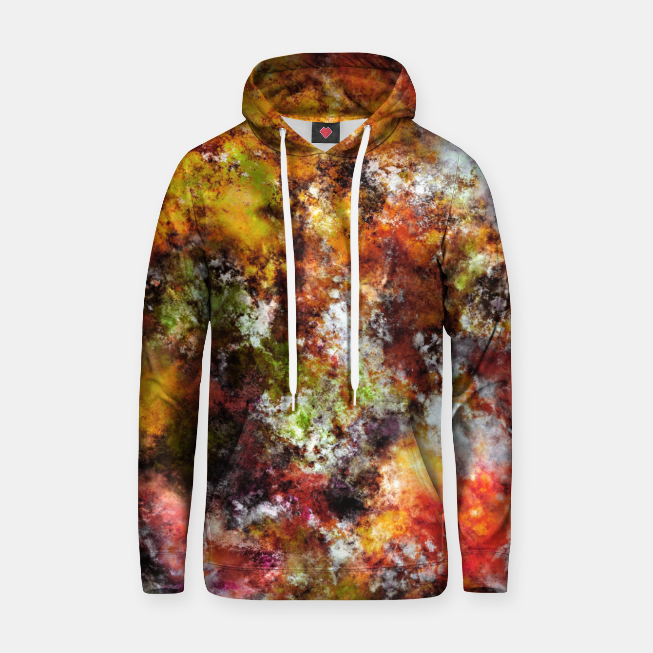 Image of A comfortable wall Hoodie - Live Heroes