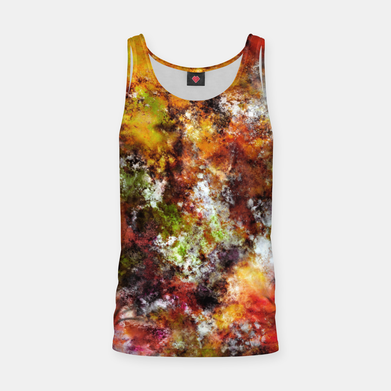 Image of A comfortable wall Tank Top - Live Heroes