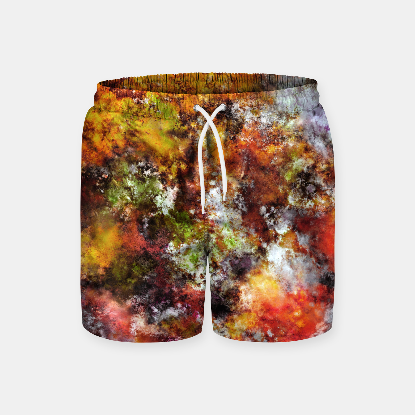 Image of A comfortable wall Swim Shorts - Live Heroes