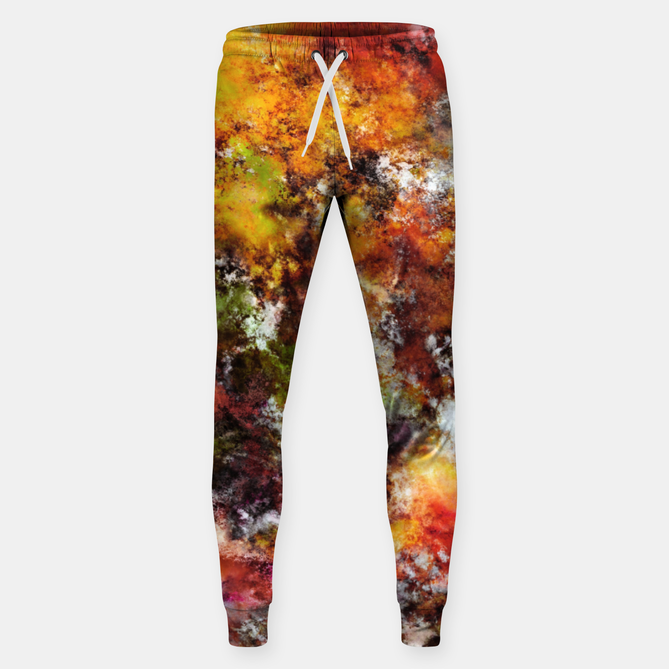Image of A comfortable wall Sweatpants - Live Heroes