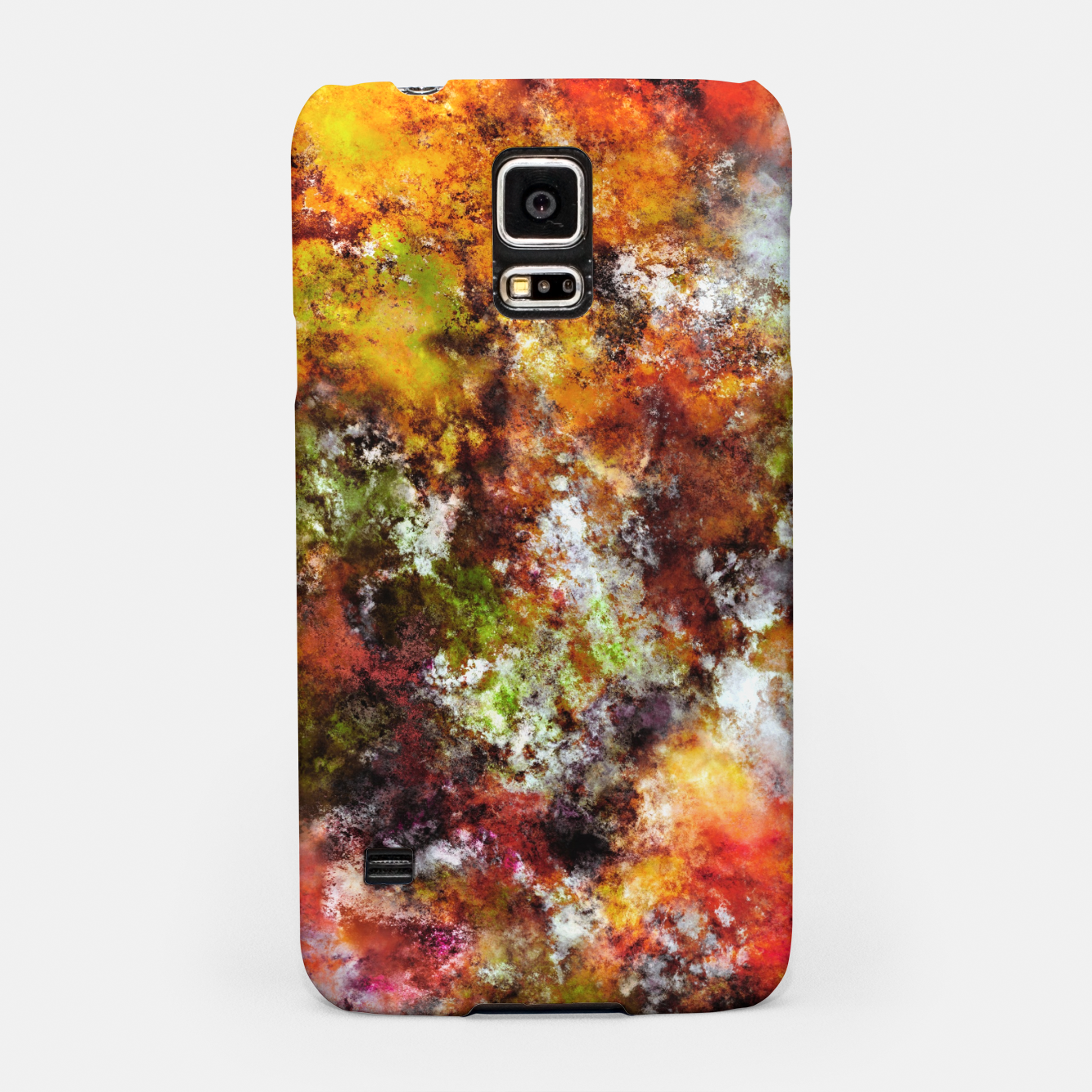 Image of A comfortable wall Samsung Case - Live Heroes