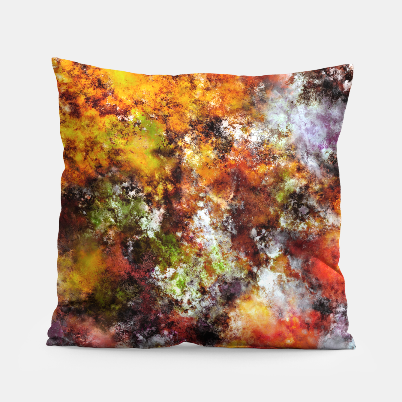 Image of A comfortable wall Pillow - Live Heroes