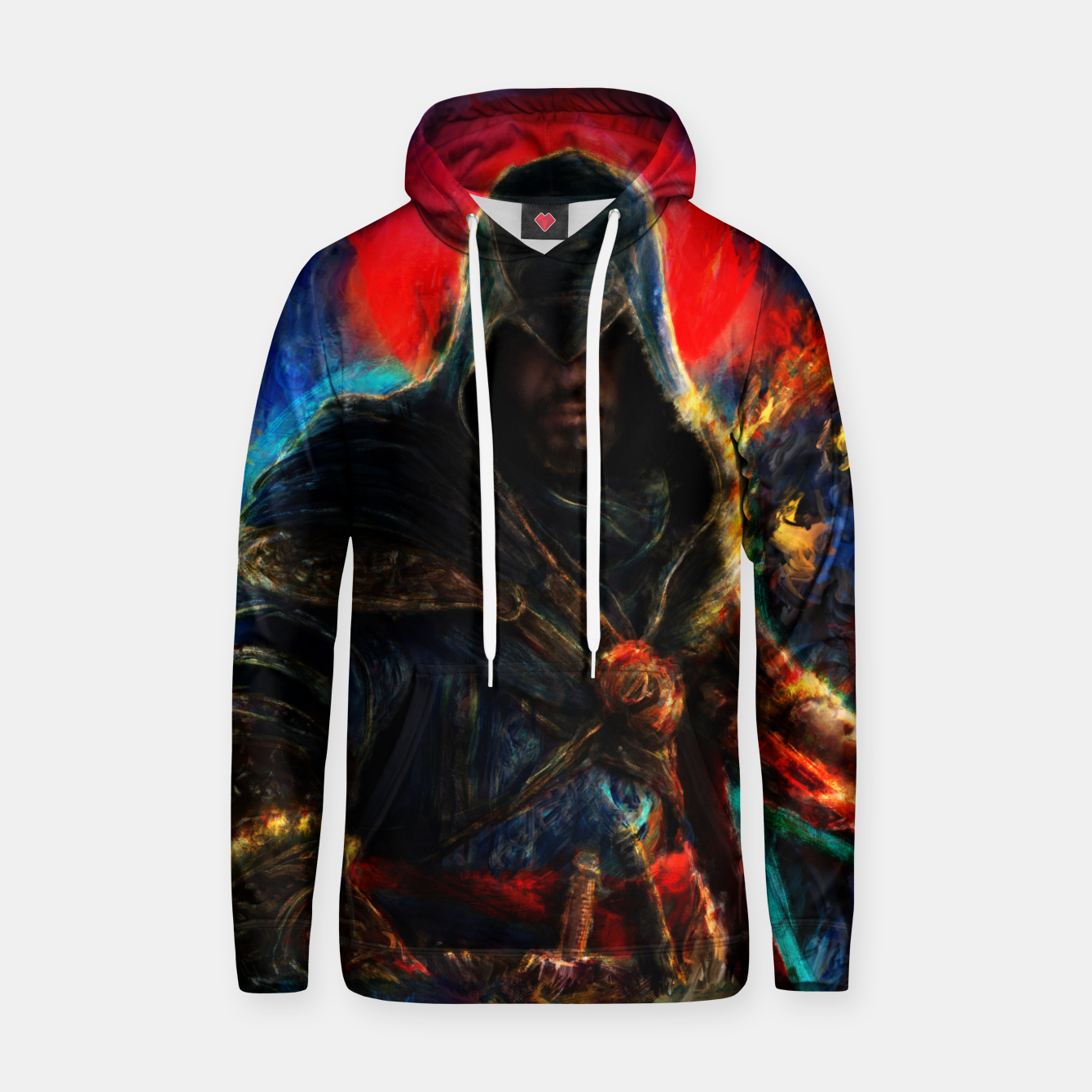 Image of assassin's creed ezio auditore Hoodie - Live Heroes