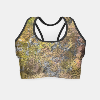 Thumbnail image of Galactica Crop Top, Live Heroes