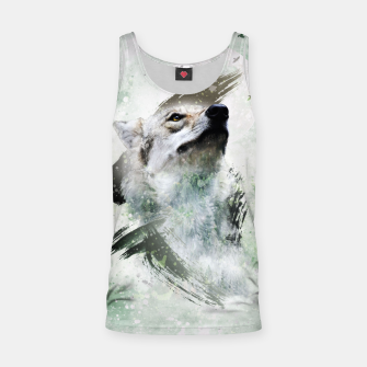 Thumbnail image of Nature Wolf Muskelshirt , Live Heroes