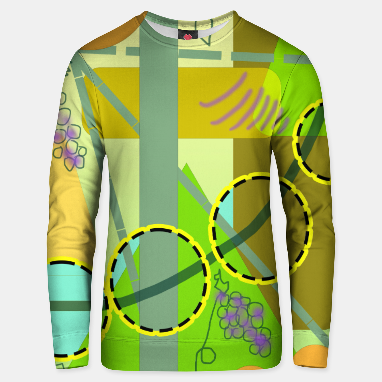 Image of Driving To get Fruit Unisex sweater - Live Heroes