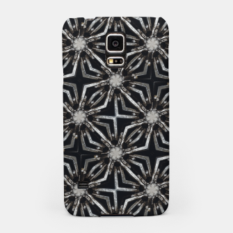 Thumbnail image of Futuristic Industrial Print Pattern Samsung Case, Live Heroes