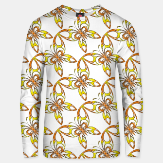 Thumbnail image of Many butterflies pattern Unisex sweater, Live Heroes