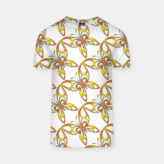 Thumbnail image of Many butterflies pattern T-shirt, Live Heroes