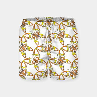 Thumbnail image of Many butterflies pattern Swim Shorts, Live Heroes