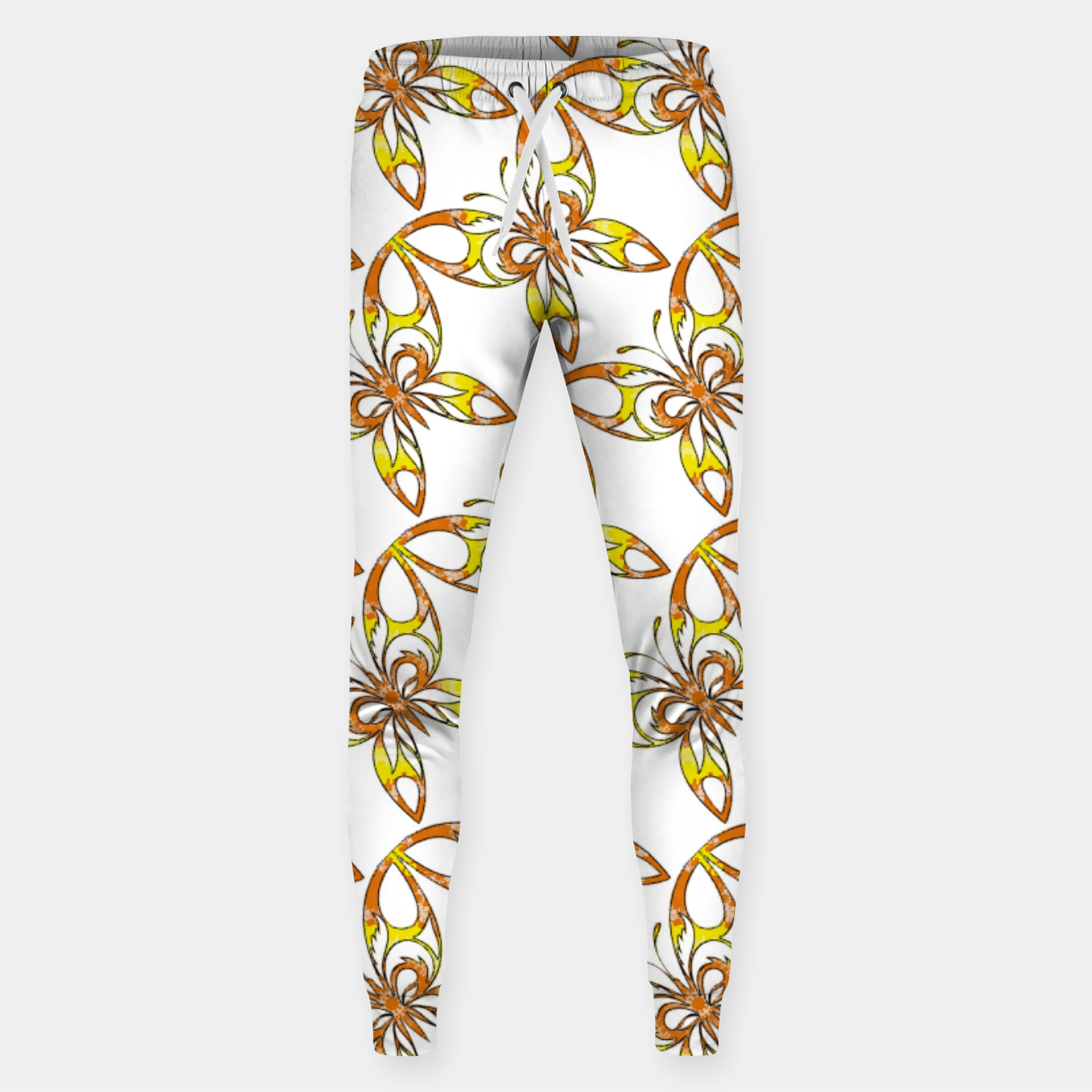 Image of Many butterflies pattern Sweatpants - Live Heroes