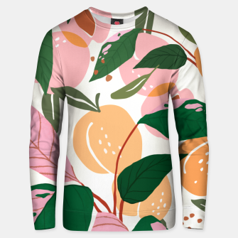 Thumbnail image of The Peach Garden Unisex sweater, Live Heroes