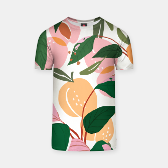 Thumbnail image of The Peach Garden T-shirt, Live Heroes