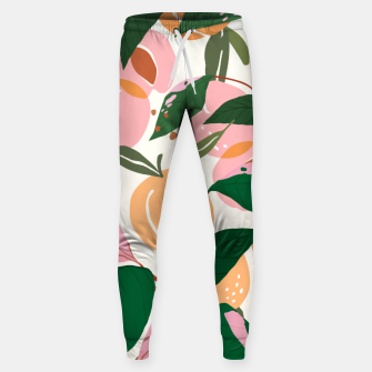 Thumbnail image of The Peach Garden Sweatpants, Live Heroes