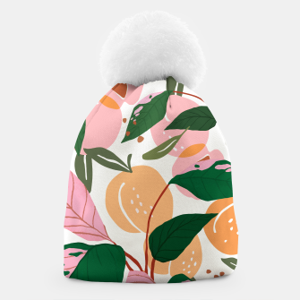 Thumbnail image of The Peach Garden Beanie, Live Heroes