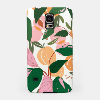 Thumbnail image of The Peach Garden Samsung Case, Live Heroes