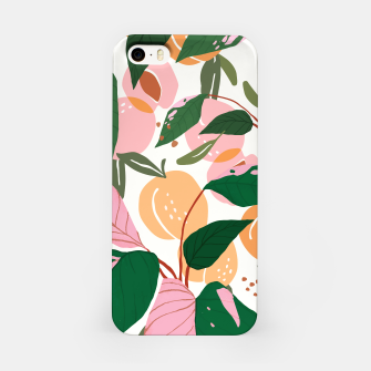 Thumbnail image of The Peach Garden iPhone Case, Live Heroes