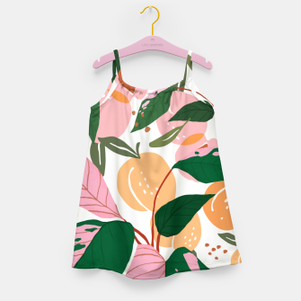 Thumbnail image of The Peach Garden Girl's dress, Live Heroes