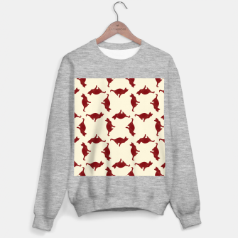 Thumbnail image of Cats pattern Sweater regular, Live Heroes