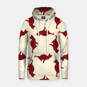 Thumbnail image of Cats pattern Hoodie, Live Heroes