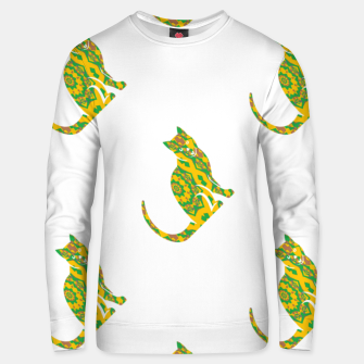 Thumbnail image of Decorative cats Unisex sweater, Live Heroes