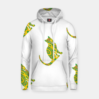 Thumbnail image of Decorative cats Hoodie, Live Heroes