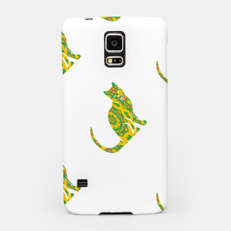 Thumbnail image of Decorative cats Samsung Case, Live Heroes