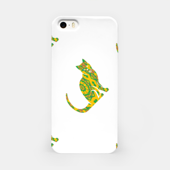Thumbnail image of Decorative cats iPhone Case, Live Heroes