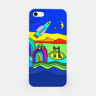Miniature de image de The Universe as seen from Earth - COLORED iPhone Case, Live Heroes