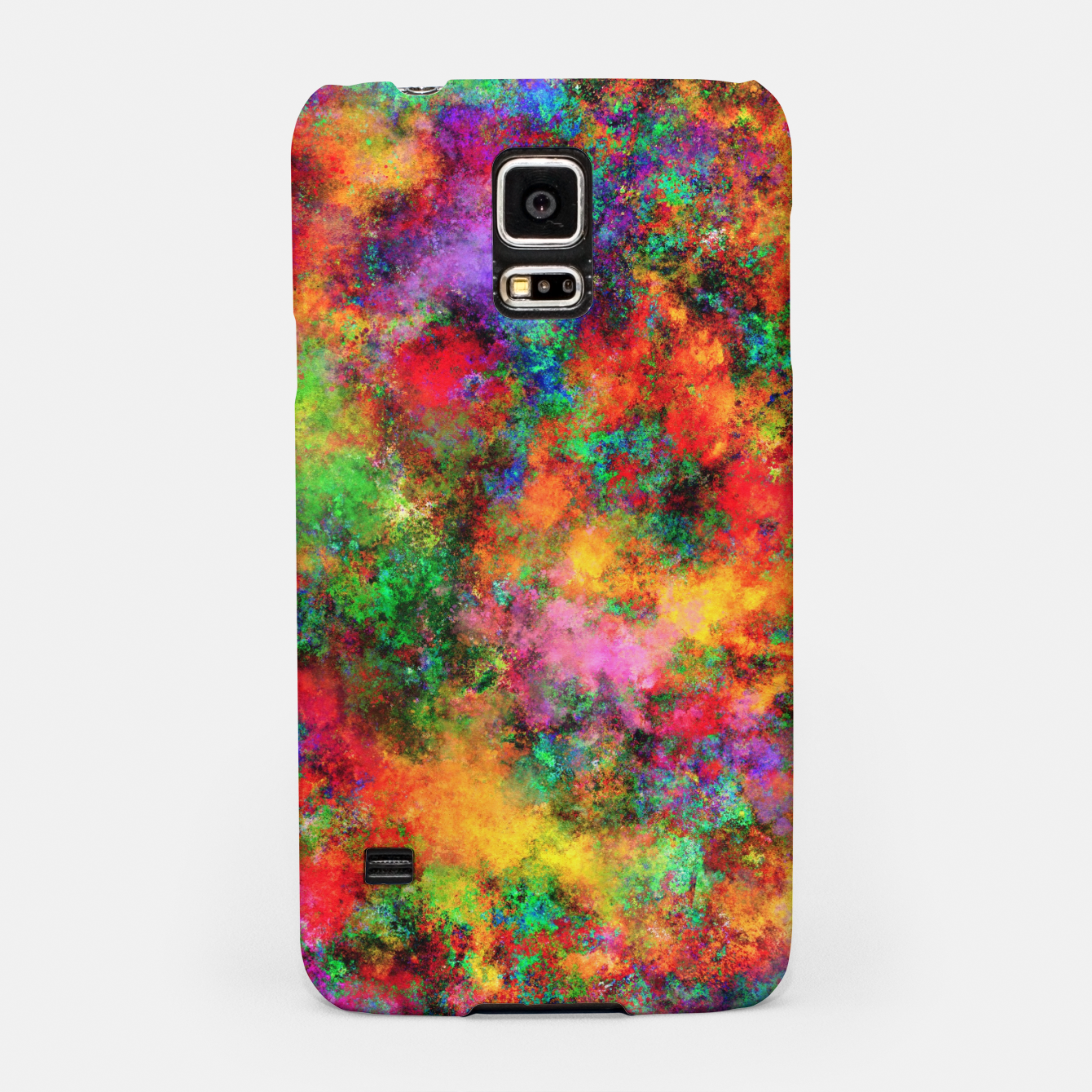 Image of Big rainbow clouds Samsung Case - Live Heroes