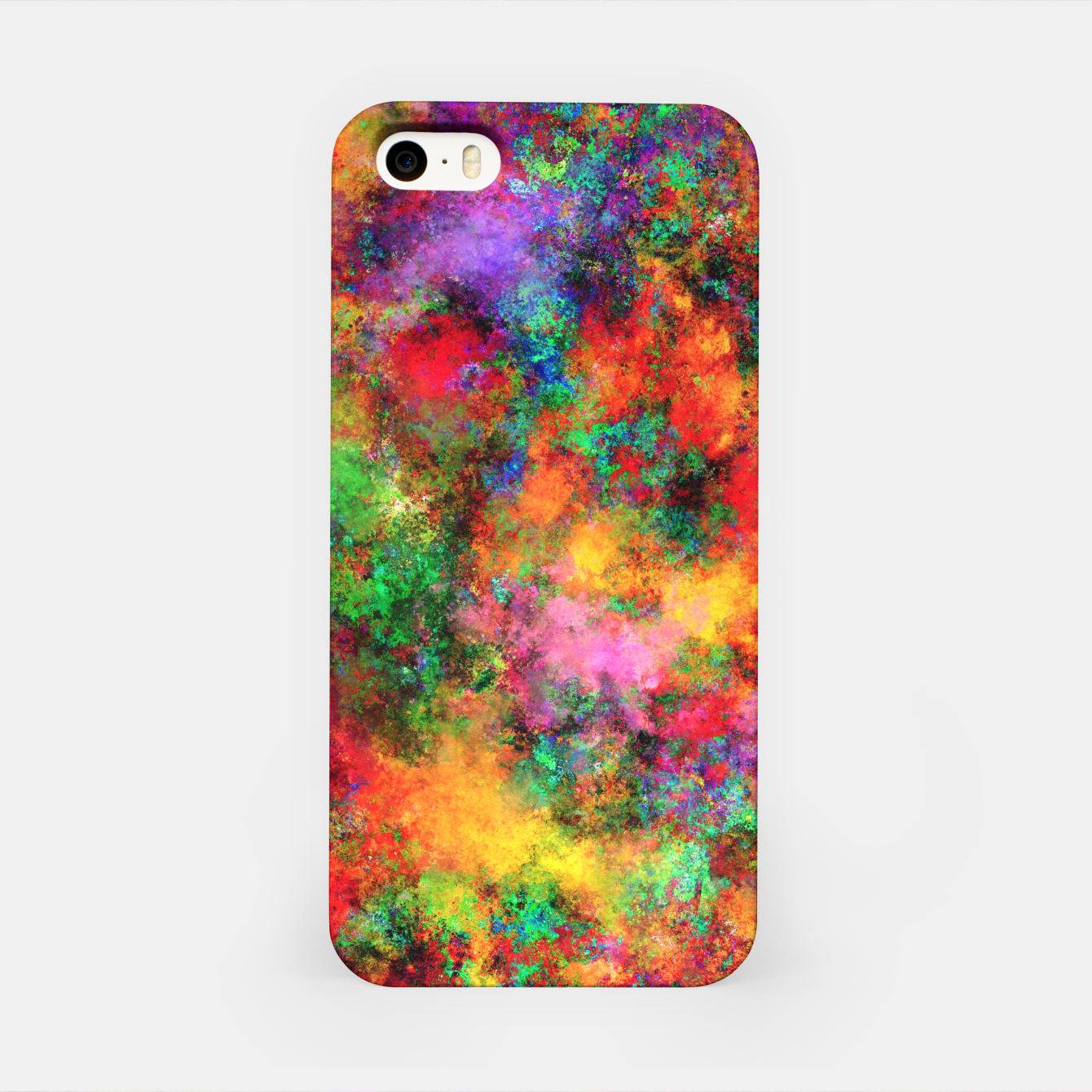 Image of Big rainbow clouds iPhone Case - Live Heroes