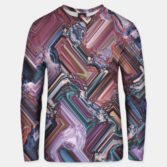 Thumbnail image of Rectangles Unisex sweater, Live Heroes