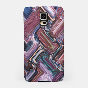 Thumbnail image of Rectangles Samsung Case, Live Heroes