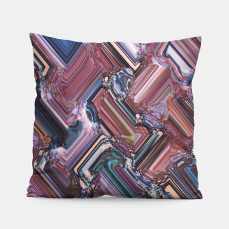 Thumbnail image of Rectangles Pillow, Live Heroes