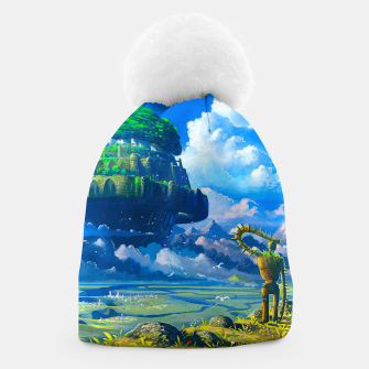 Thumbnail image of Castle in the sky Beanie, Live Heroes