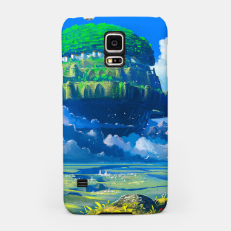 Thumbnail image of Castle in the sky Samsung Case, Live Heroes