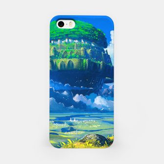 Thumbnail image of Castle in the sky iPhone Case, Live Heroes