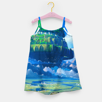 Thumbnail image of Castle in the sky Girl's dress, Live Heroes