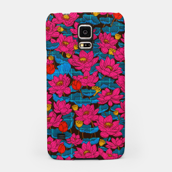 Thumbnail image of Cyber Lotus Samsung Case, Live Heroes