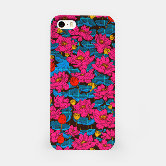 Thumbnail image of Cyber Lotus iPhone Case, Live Heroes