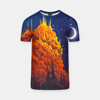 Thumbnail image of Clouds kingdom T-shirt, Live Heroes