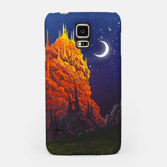 Thumbnail image of Clouds kingdom Samsung Case, Live Heroes