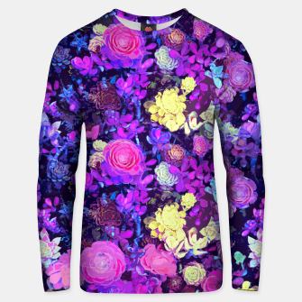 Thumbnail image of Cyber Succulent Unisex sweater, Live Heroes